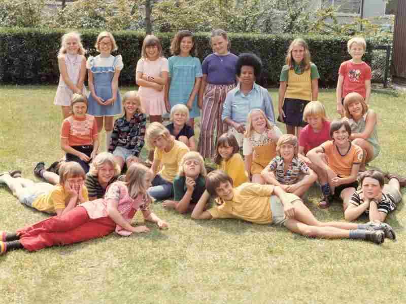 school reunie pallandschool